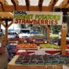 ローカルの果物・野菜がお手頃価格で買える!ファーマーズマーケットとひまわりフィス