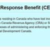 新型コロナ給付金 Canada Emergency Response Benefit (CERB) の申請方法