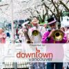 Cherry Jam Concert - Vancouver Cherry Blossom Festival Vancouver Cherry Blossom